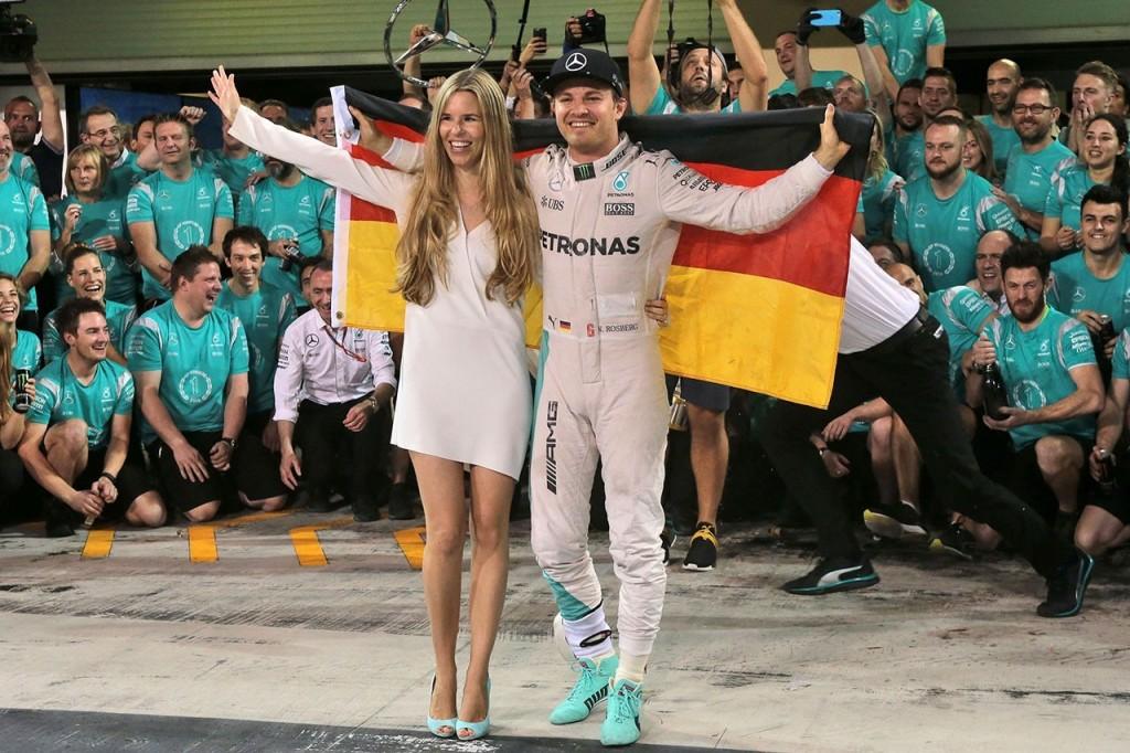 2016F1グランプリ・チャンピオン、ニコ・ロズベルグが引退を表明