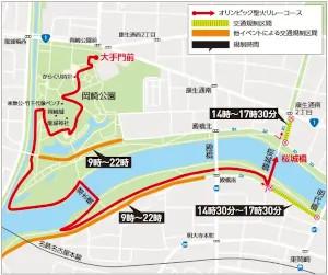 2020東京オリンピック聖火リレー