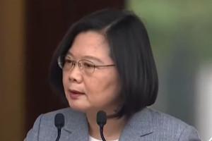 台湾総統 2期目就任式