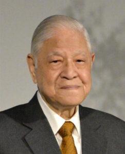 「公に奉ずる日本精神」説き続けた旧制高校生・李登輝氏死去